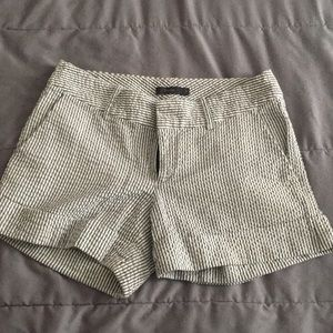 Pants - Seersucker shorts